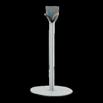 Tvarovka pre prestup káblov do 11 mm