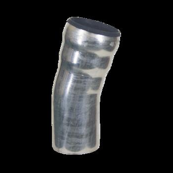 Koleno pre odpadové potrubie LORO 15 °