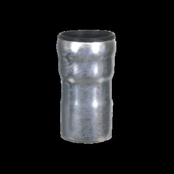 Prechodový diel z potrubia LORO na plastové potrubie systému KG alebo HT