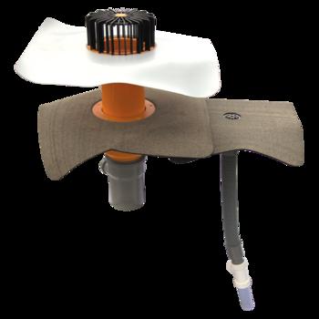 Strešná kontrolná signalizácia defektu vrstvy hlavnej hydroizolácie TOPWET TW SIGN