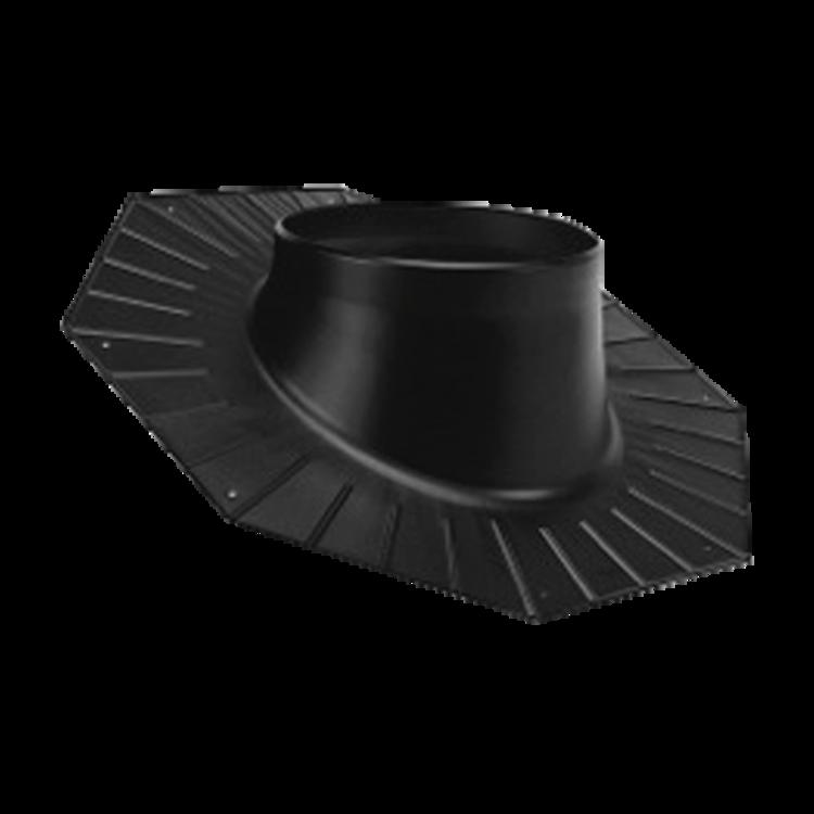 Lemovanie na šikmú strechu – šindle, hladká krytina