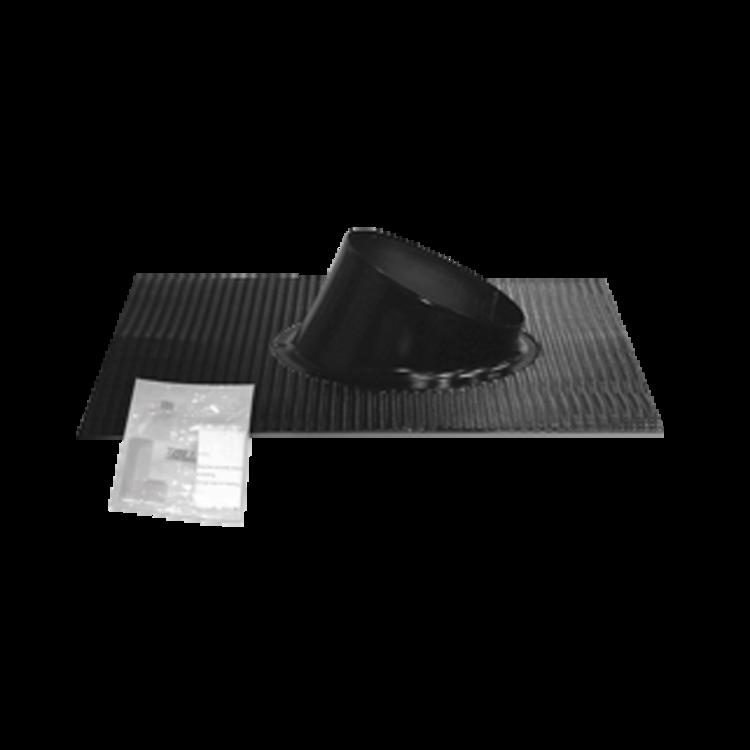 Flexibilné lemovanie na šikmú strechu – tašky, plech