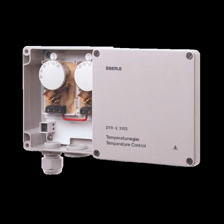 Univerzálny vonkajší elektronický termostat