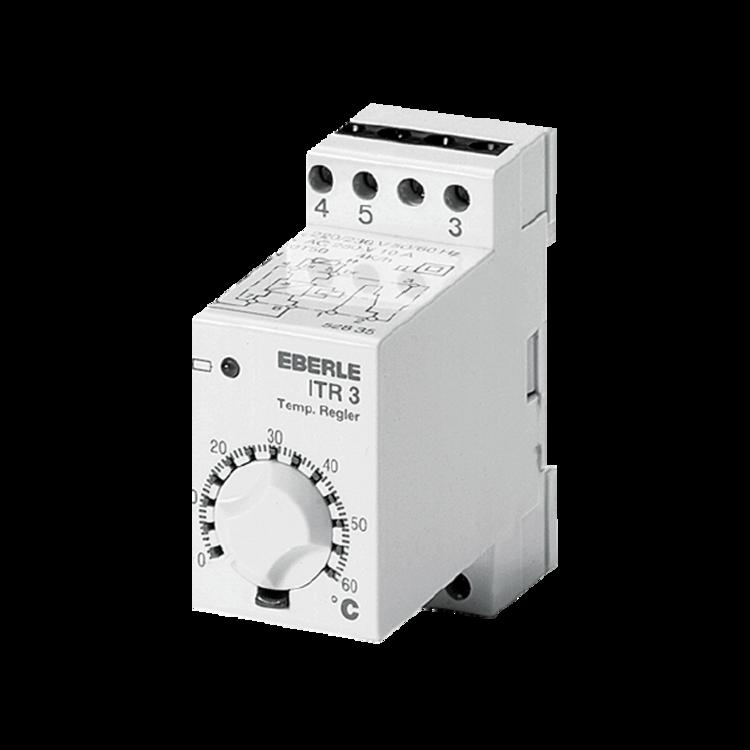 Univerzálny vnútorný elektronický termostat