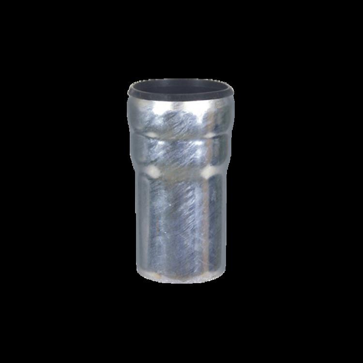 Prechodový diel z plastového potrubia systému KG alebo HT na potrubie LORO